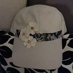 Custom ball cap